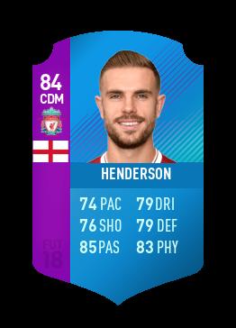 Scambia Giocatore Henderson
