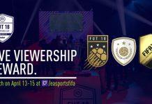 Collega Fifa 18 Twitch FUT Champions Cup Manchester