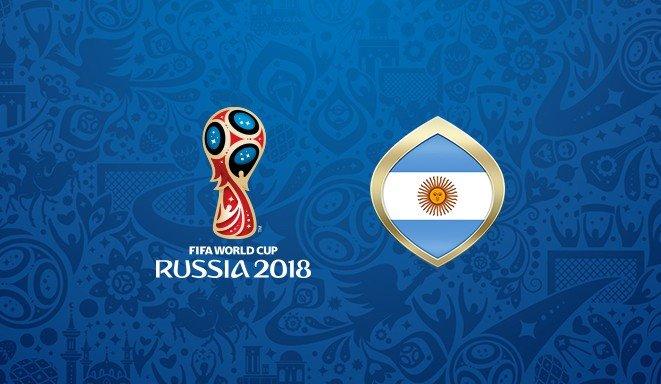 Argentina FIFA 18