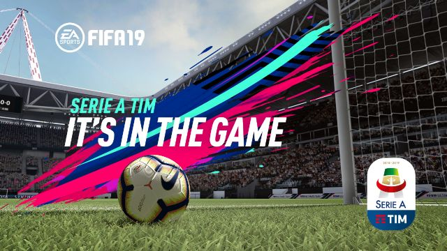 Serie A FIFA 19
