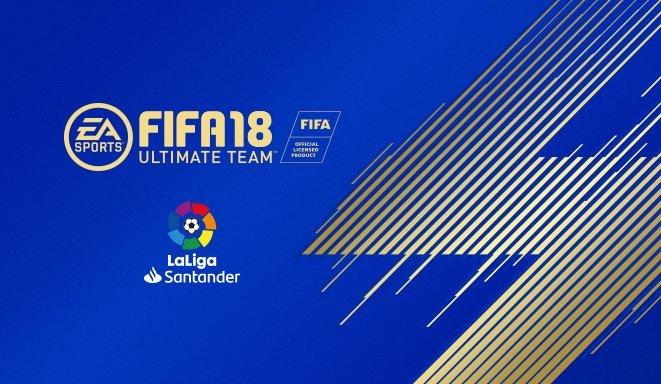 TOTS LIGA FIFA 18