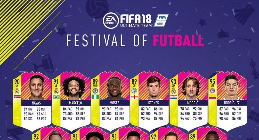Festival of FutBall TOTMD2