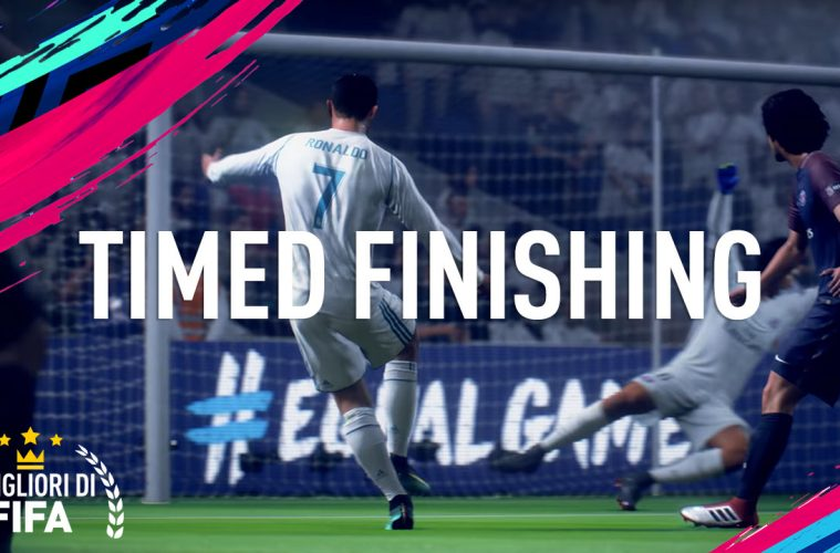 Timed Finishing