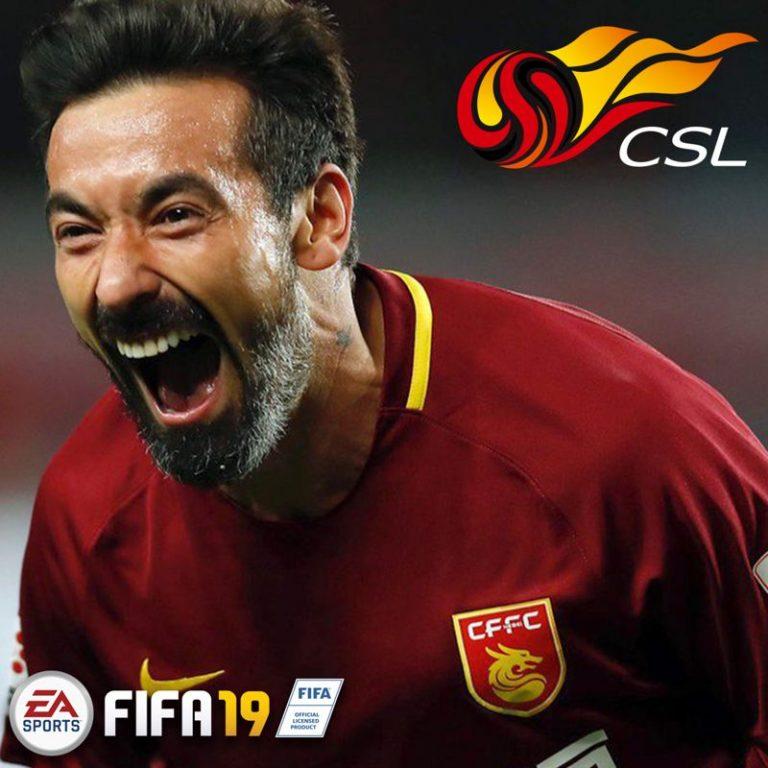 Fifa 19: ci sarà la Chinese Super League, il massimo campionato cinese?
