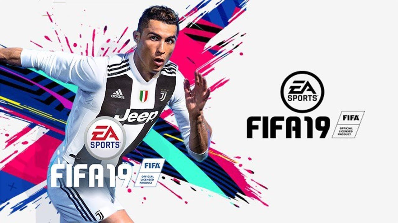 Fifa 19 New Cover