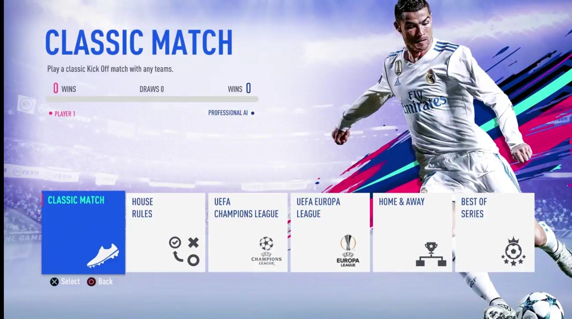 Fifa 19: Un Nuovo Video Gameplay È Apparso Sulla Rete 2 - Hynerd.it
