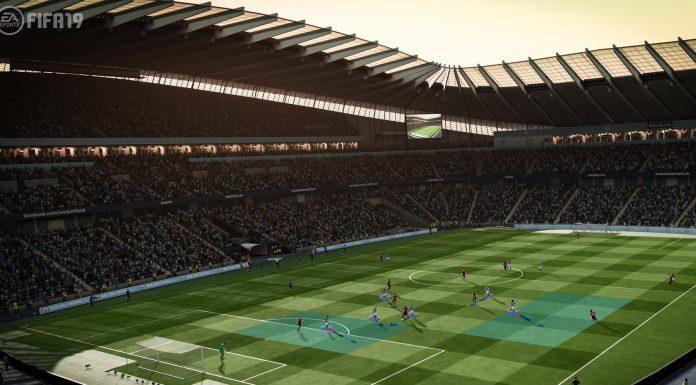 Pressing FIFA 19