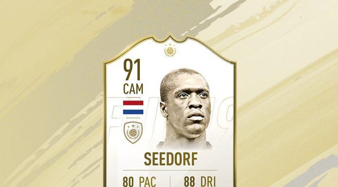 Seedord Icona FUT