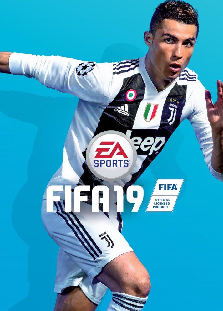 Copertina FIFA 19