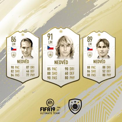 Pavel Nedved Fifa 19