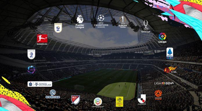 Campionati - Squadre FIFA 20