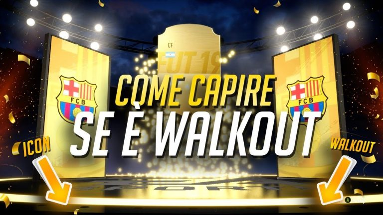 Fifa 19 Pack Opening: come capire se è walkout!