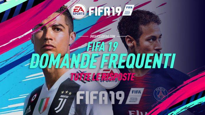 Domande Frequenti FIFA 19