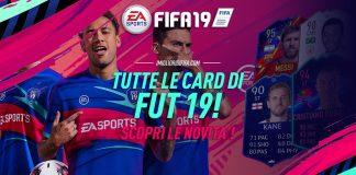 Fifa 19 Carte FUT