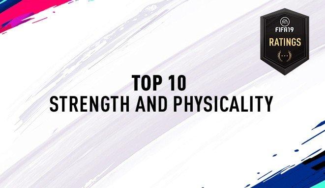 Fifa 19: i giocatori con più forza e più fisico in FUT