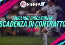 Fifa 19 Scadenza Contratto 2020