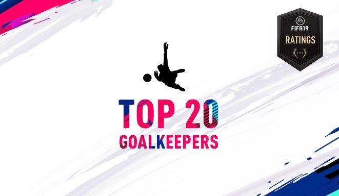 Migliori Portieri Fifa 19