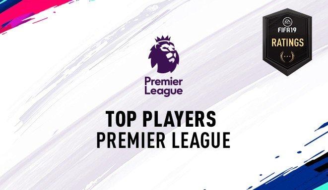 I Migliori giocatori della Premier League in FIFA 19