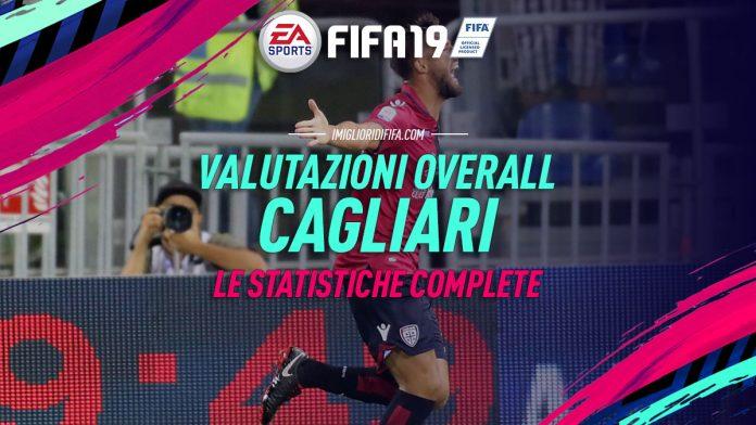 Fifa 19 Overall Cagliari