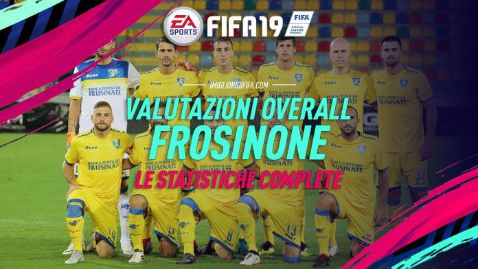 Fifa 19 Overall Frosinone