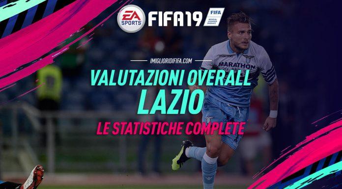 Fifa 19 Overall Lazio