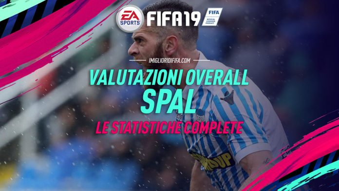 Fifa 19 Overall Spal