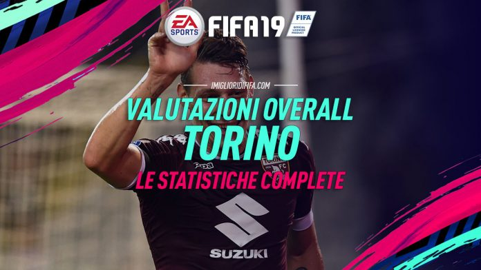 Fifa 19 OVerall Torino
