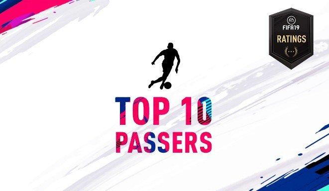 Fifa 19: i giocatori più bravi nei passaggi
