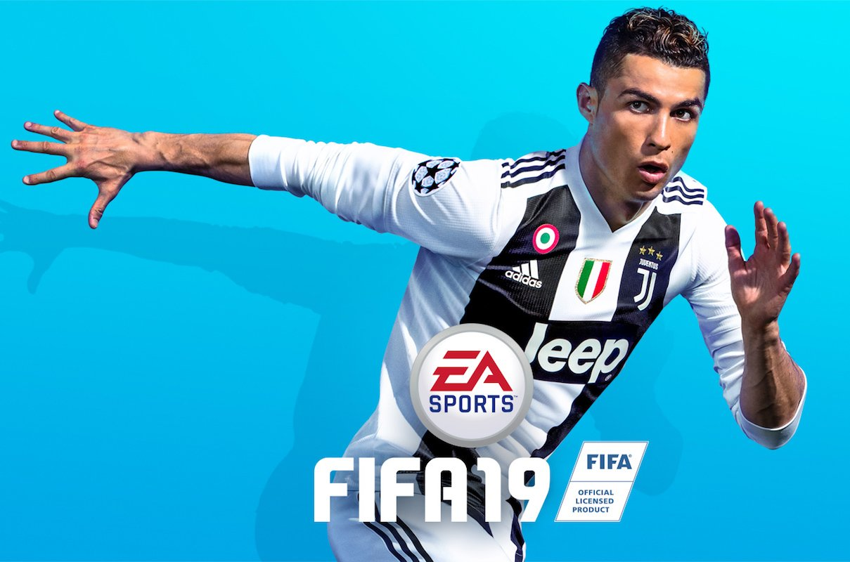 Fifa 19 Cover