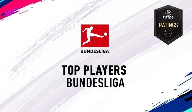 Fifa 19 |  i migliori giocatori della Bundesliga