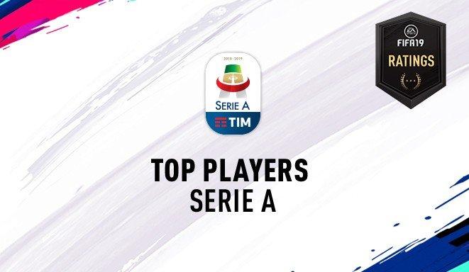 I Migliori giocatori della Serie A