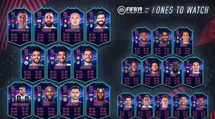 OTW FIFA 19