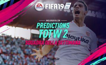 Predictions TOTW 2