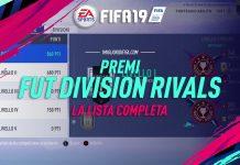 Premi Fut Division Rivals FIFA 19