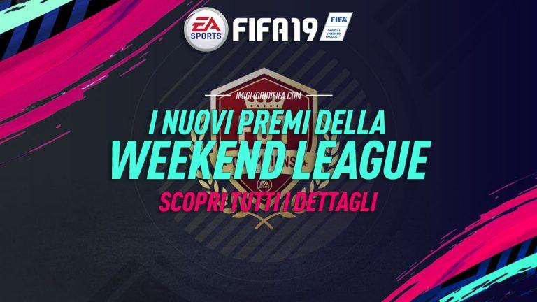 FUT Champions Weekend League Fifa 19: tutto quello che devi