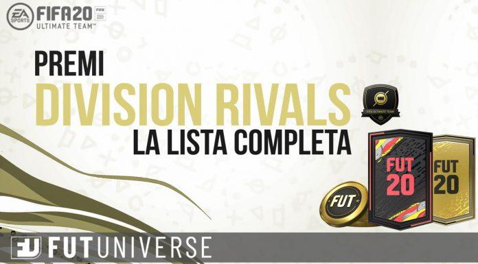 Premi Divison Rivals FIFA 20