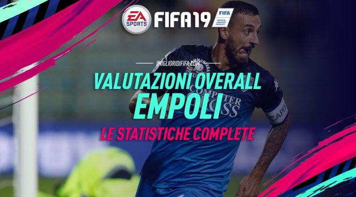 Fifa 19 Overall Empoli