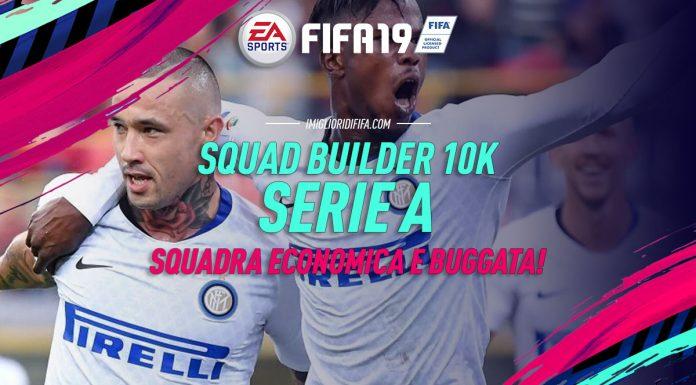 Fifa 19 Serie A Economica e Buggata