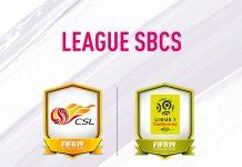 SBC CSL e Ligue 1