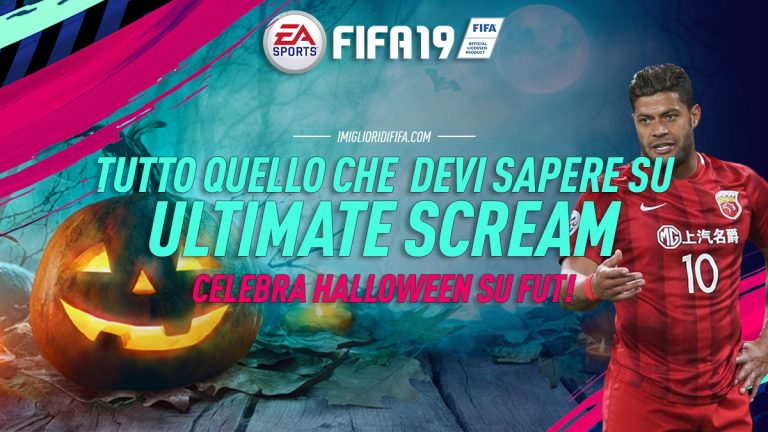 Fifa 19 Ultimate Scream: ecco le card dedicate ad Halloween!