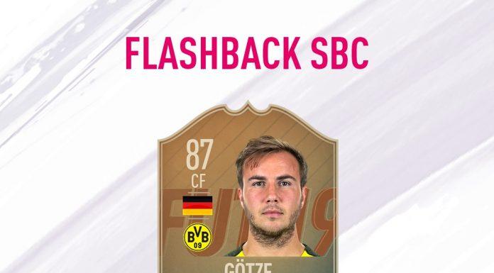 Gotze Flashback SBC