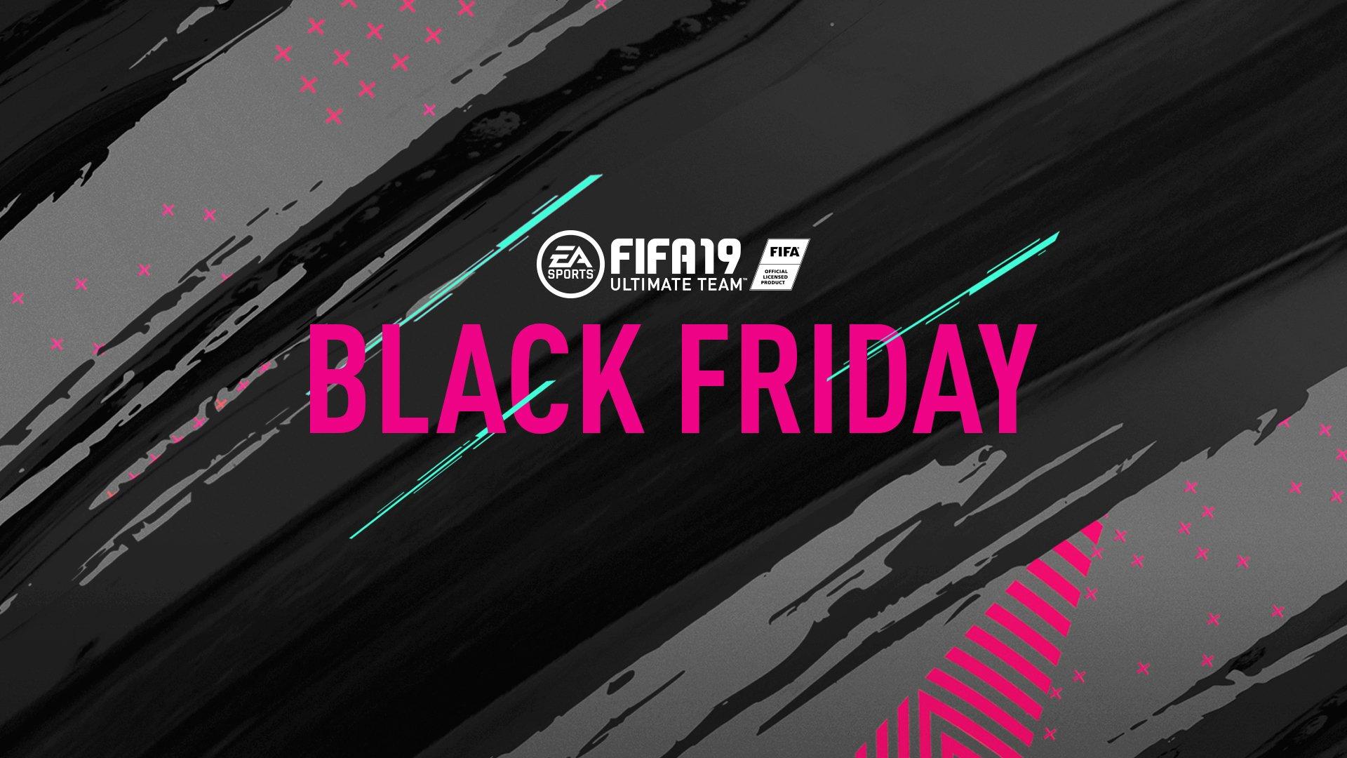 Fifa 19 Black Friday
