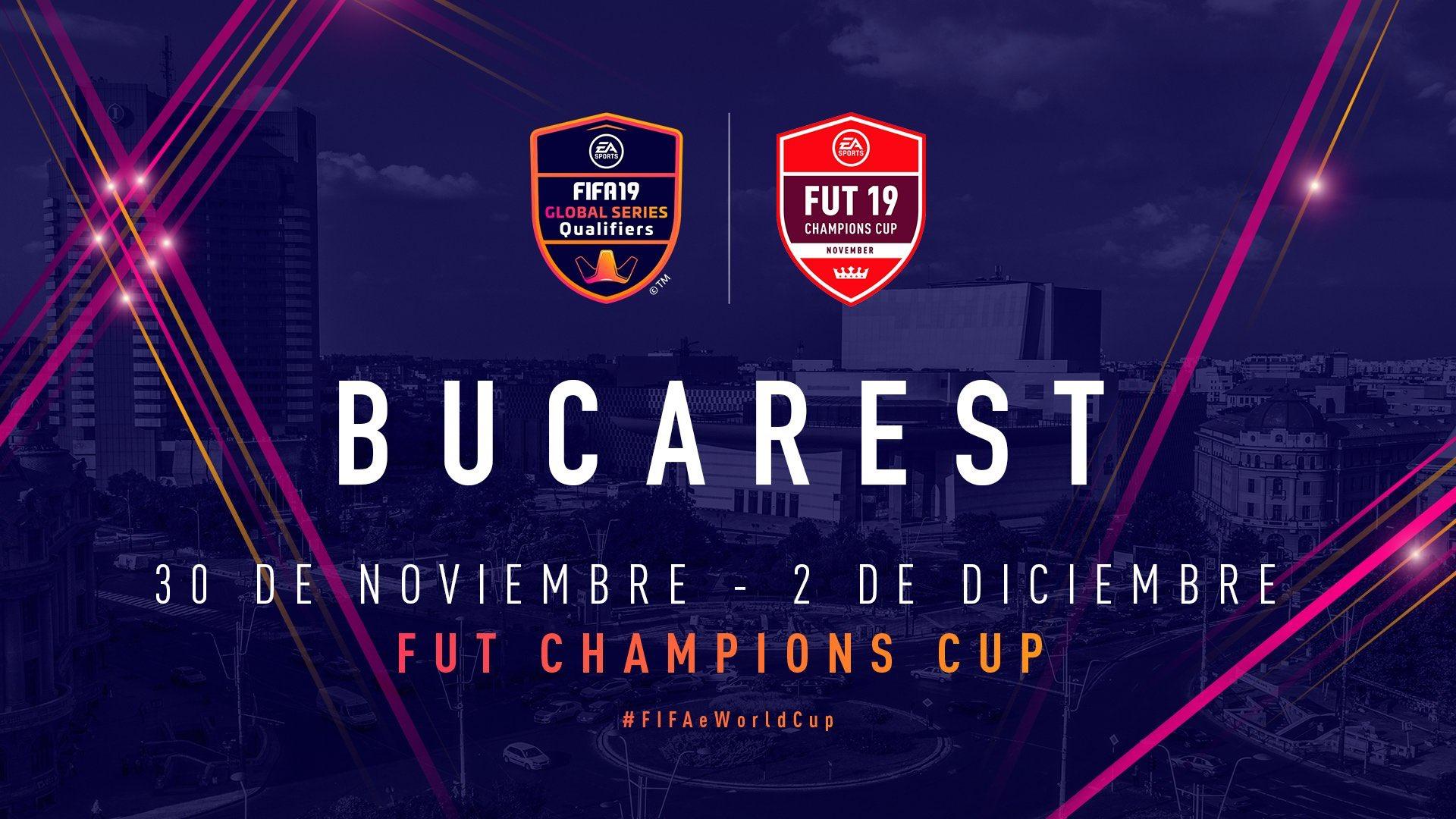 Bucarest FUT Champions CUP