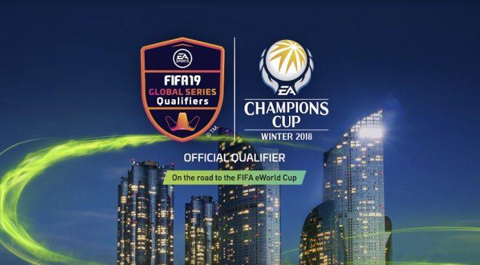 Fifa Online 4 EA Champions CUP