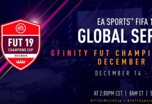 Twitch FUT Champions CUP Gfinity