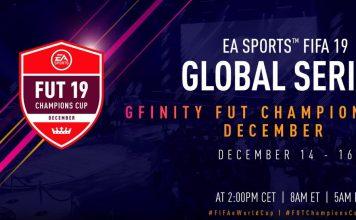 Twitch FUT Champions CUP Gfinity
