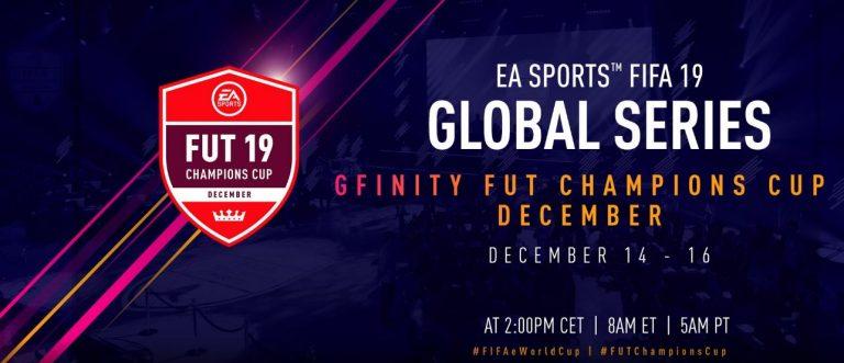 Gfinity Fut Champions Cup : collega il tuo account Twitch pe