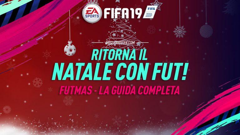 Futmas Fifa 19: sta per tornare il Natale con FUT! Svelato l