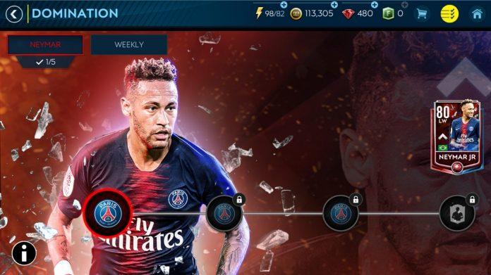 Fifa Mobile 2019 Neymar