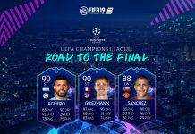 Road to the Final FIfa 19